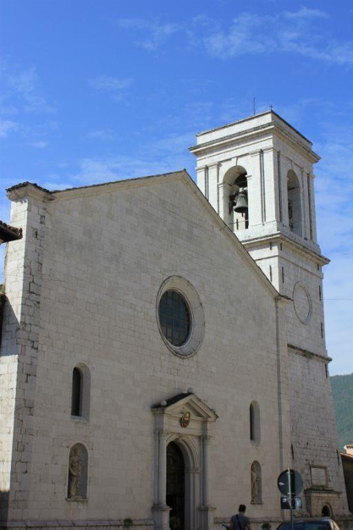 Ecco come era la Cattedrale di Norcia, che ora non c è più