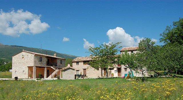 Country House sui Monti Sibillini