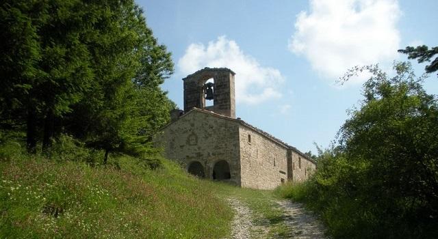 Chiese, Santuari, Monasteri ed Eremi sui Monti Sibillini