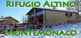 Rifugio Altino a Montemonaco sui Monti Sibillini
