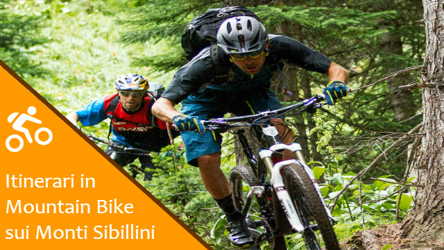 Sibillini MTB Tour - Itinerari e percorsi in Mountain Bike sui Monti Sibillini