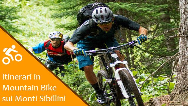 Sentieri Escursionistici ad Anello Mountain Bike Monti Sibillini