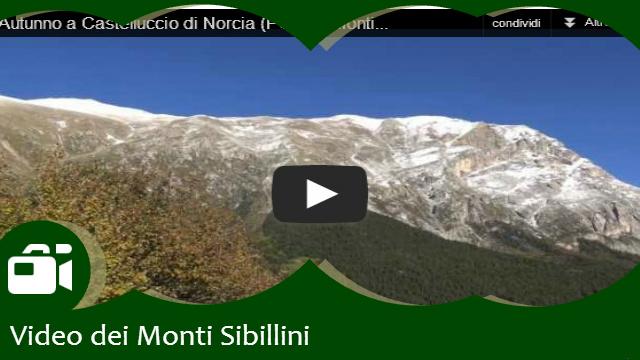 Video sui Monti Sibillini