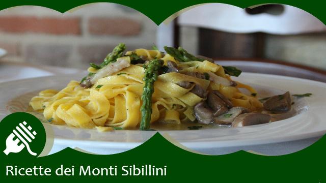 Ricette di cucina dei Monti Sibillini