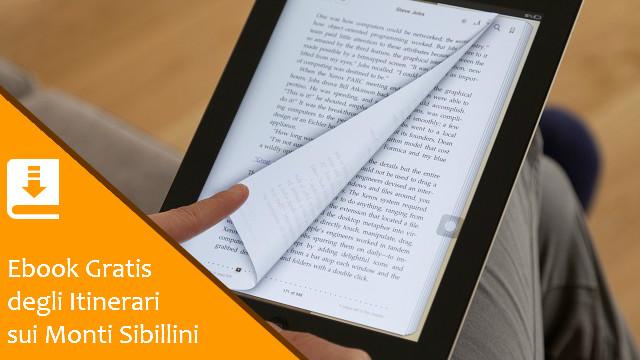 Banner Ebook dei Monti Sibillini