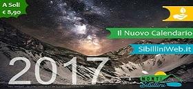 Calendario 2017 dei Monti Sibillini