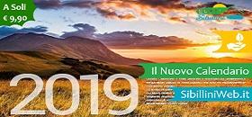 Calendario 2019 dei Monti Sibillini