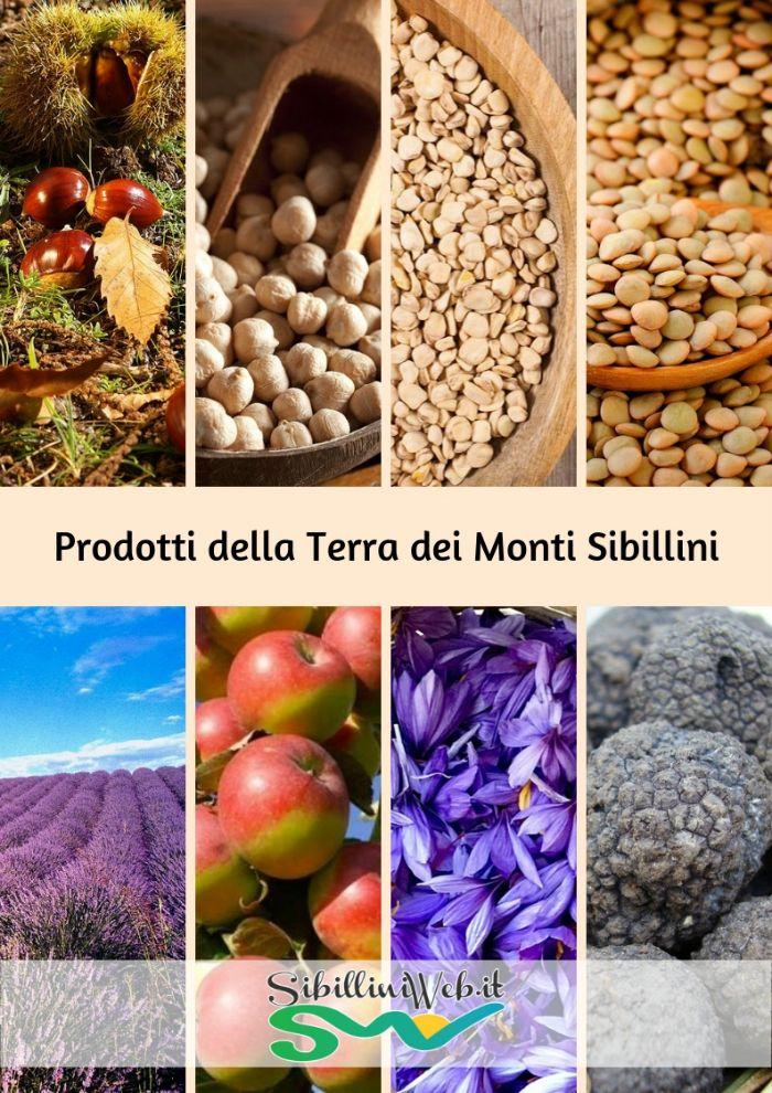 Prodotti della Terra dei Monti Sibillini